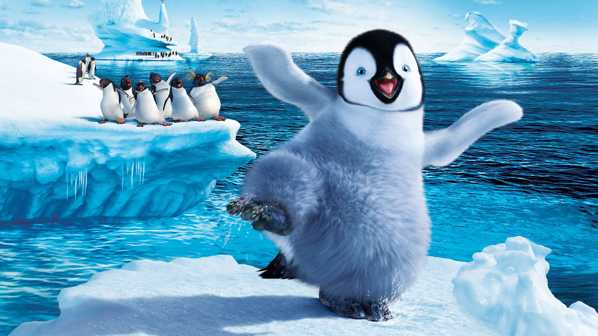 Union Films - Review - HAPPY FEET