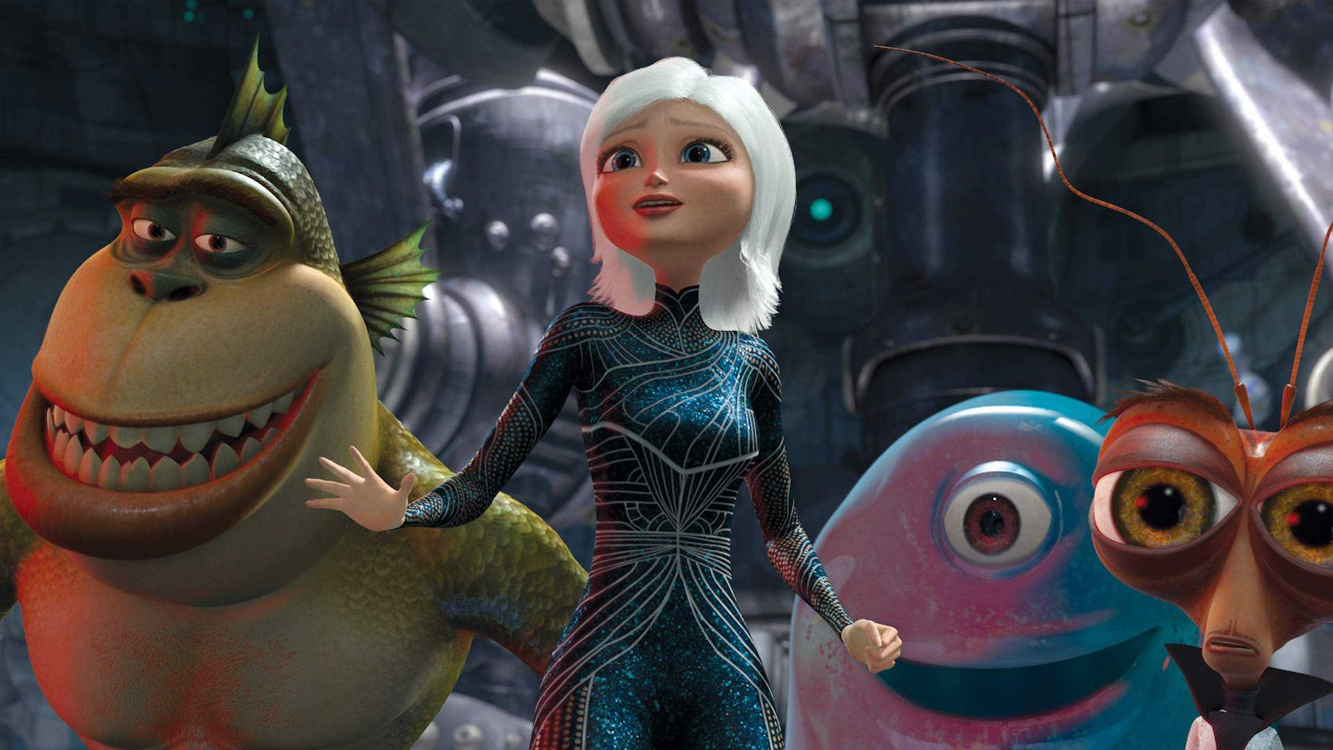 monsters vs aliens susan porn
