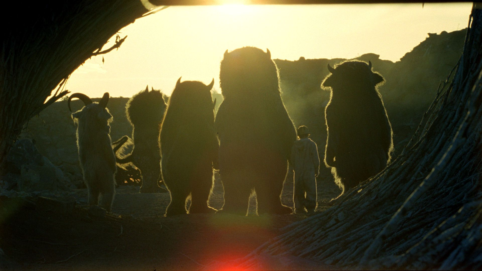 union films review where the wild things are