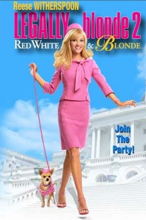 a review on legally blonde movie poster Legally blonde movie reviews & metacritic score: elle woods (reese  witherspoon) has it all she's the president of her sorority, a hawaiian tropic girl,  miss.