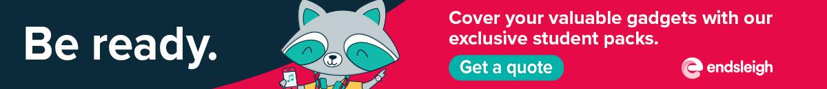 Banner for Endsleigh September 2020