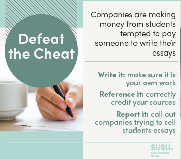Defeat the Cheat - Academic Integrity