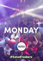 Freshers Week: MONDAY