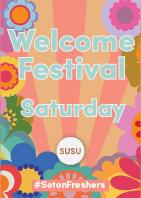 Welcome Festival SATURDAY