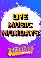 Live Music Mondays Launch Party!