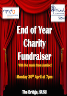 End of Year Charity Fundraiser