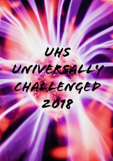 UHS Universally Challenged 2018 - EARLYBIRD