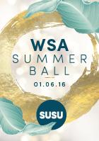 WSA Summer Ball: Red Carpet (STANDARD)