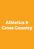 Athletics & Cross Country Half Year Membership