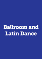 Ballroom and Latin Dance Society Year Membership