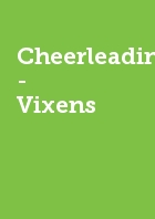 Cheerleading - Vixens Competition Cheer Squad Year Membership