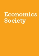 Economics Society Year Membership
