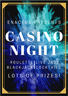 Enactus Casino Night 2019 - Early Bird