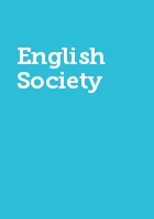 English Society Two Year Membership