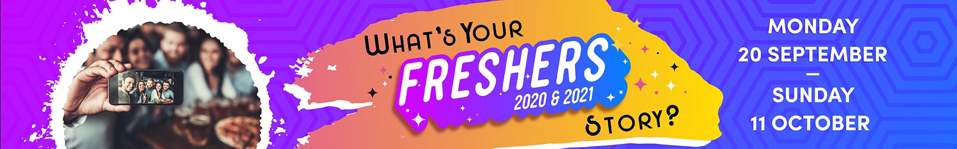 Freshers' 2021