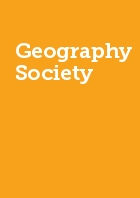 Geography Society Year Membership
