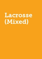 Lacrosse (Mixed) Mixed and Mens Combined Membership