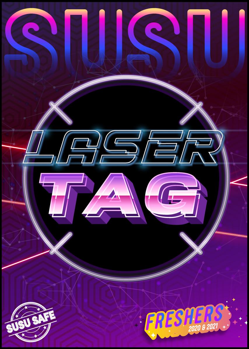 Laser Tag (16:00 - 16:30)