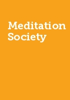 Meditation Society Year Membership