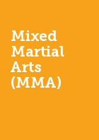 Mixed Martial Arts (MMA) Year Membership