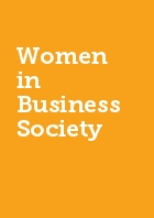 Women in Business Society Year Membership