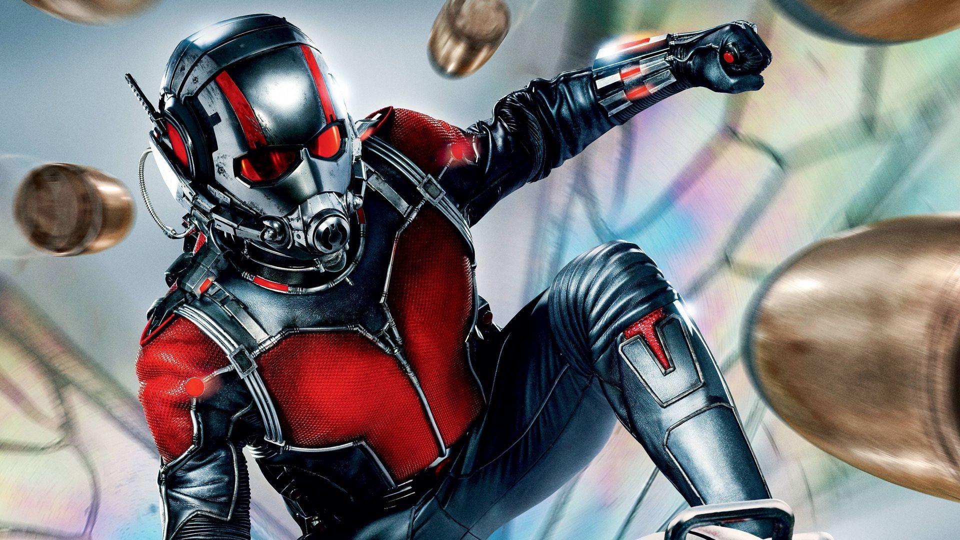 Union Films Review Ant Man