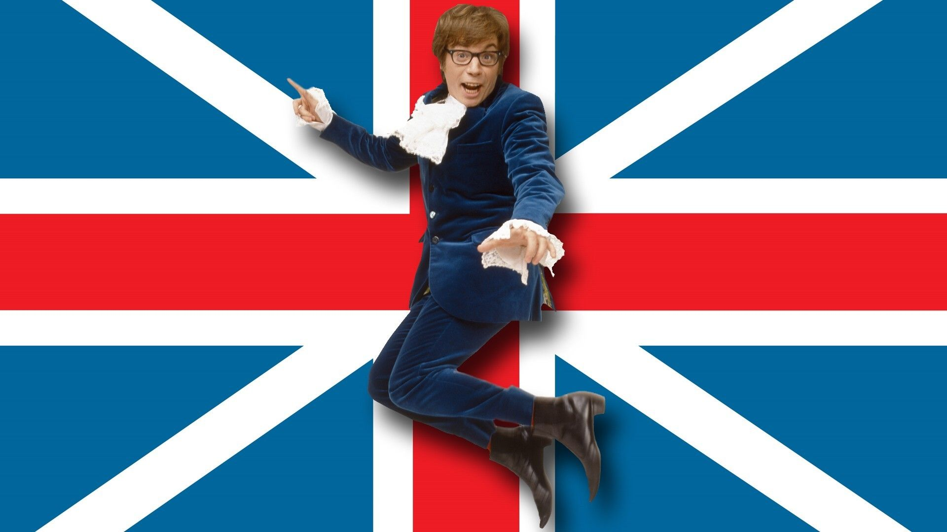 a review of international man of mystery austin powers Watch science fiction movie austin powers: international man of mystery on movietube as a swingin' fashion photographer by day and a groovy british supera.