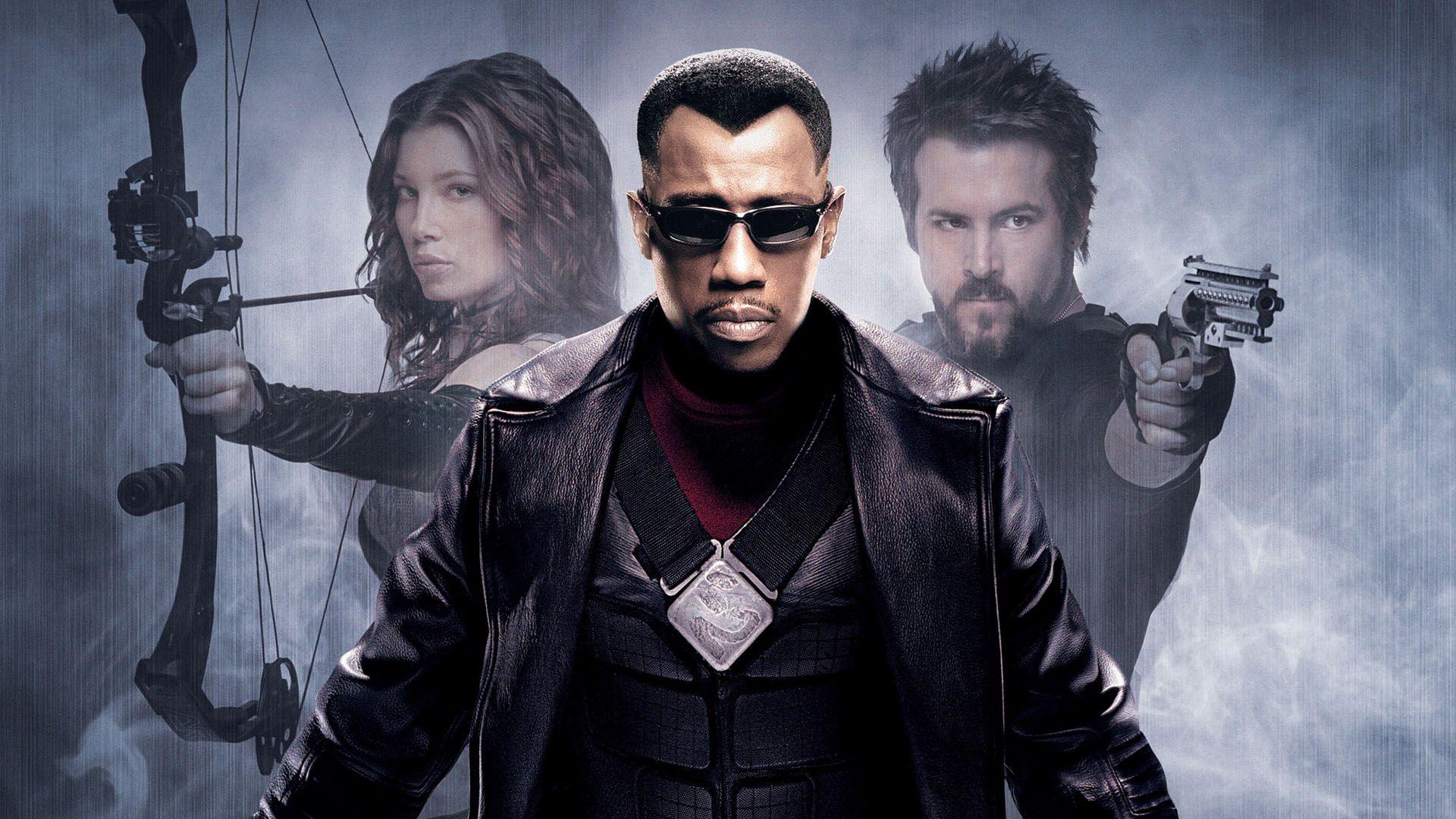 Union Films Review Blade Trinity