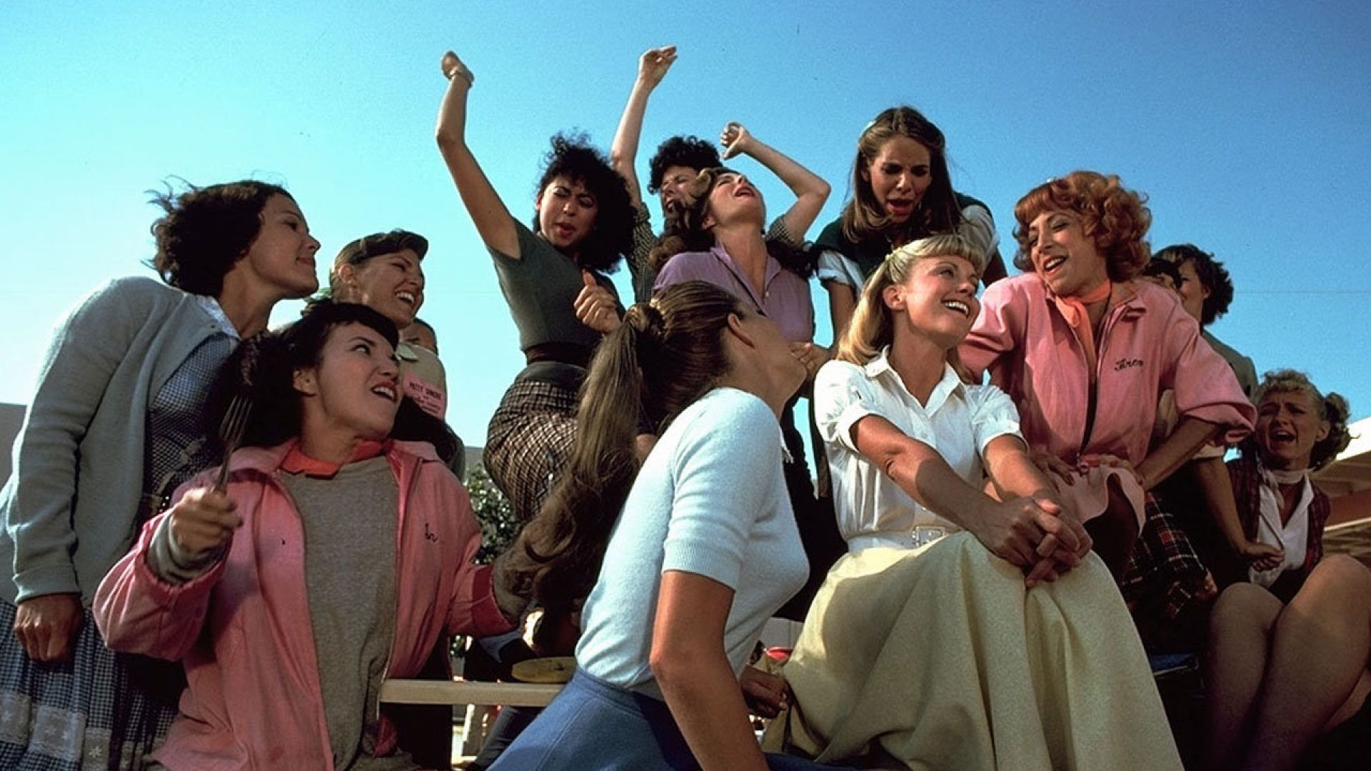 union films review grease