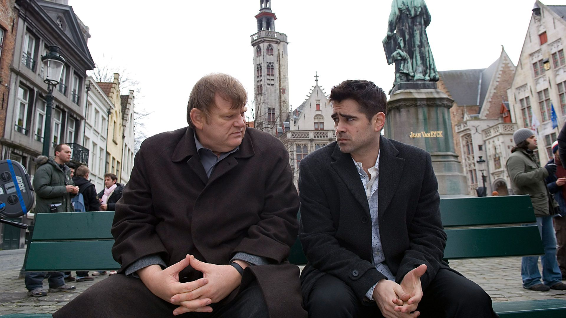 union films review in bruges