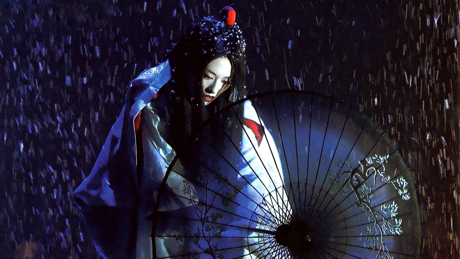 Music for memoirs of a geisha