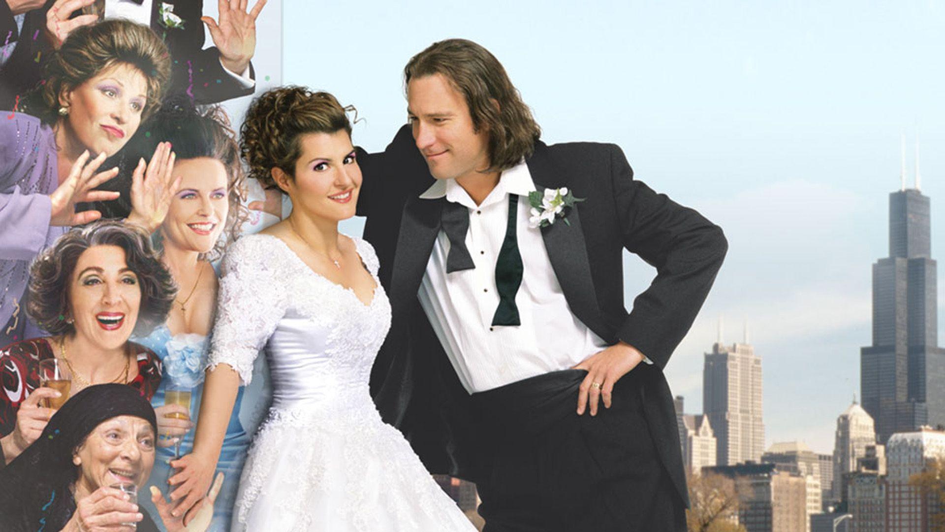 Union Films Review My Big Fat Greek Wedding