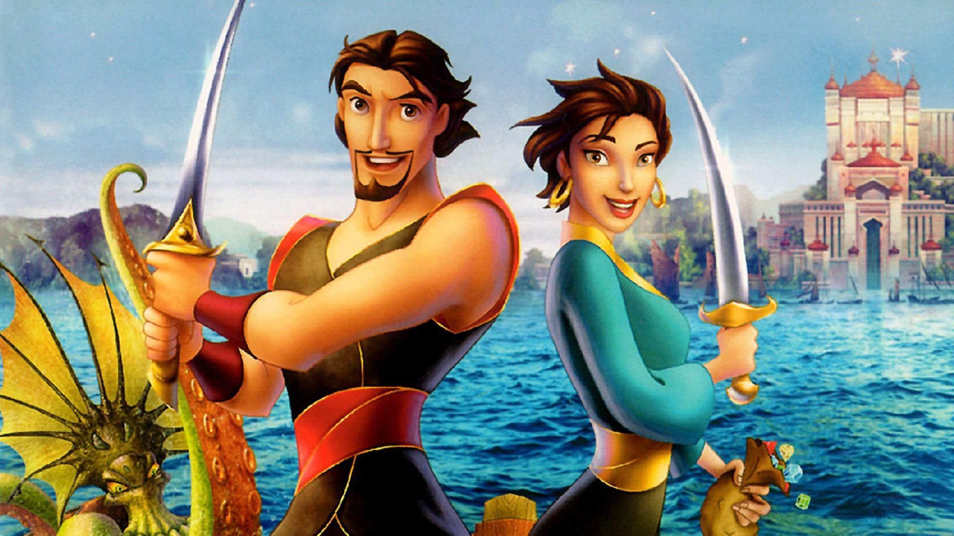 the 7 adventures of sinbad (2010) hindi dubbed
