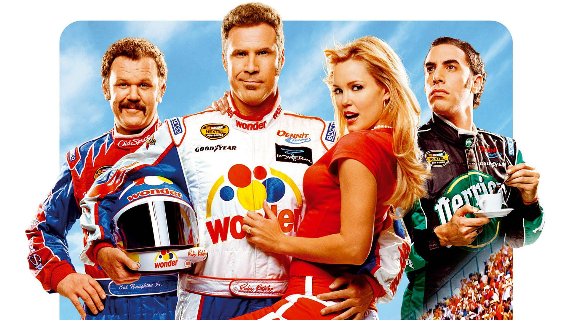 the ballad of ricky bobby Ricky bobby: dear lord baby jesus, we thank you so much for this bountiful harvest of dominos, kfc, and the always delicious taco bell i just want to take time to say thank you for my family my two sons, walker, and texas ranger, or tr as we call him.