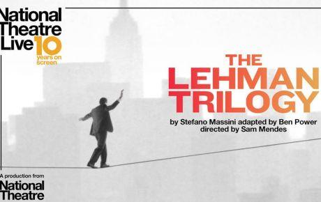 NTLive: The Lehman Trilogy