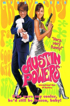 a review of international man of mystery austin powers But does austin powers in goldmember, a follow-up to the immensely popular  austin powers: international man of mystery and austin powers:.