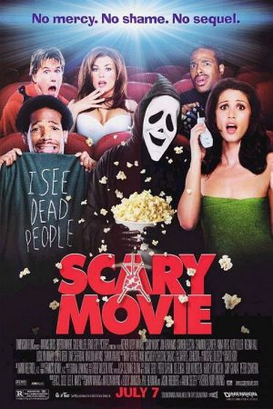 union films review scary movie